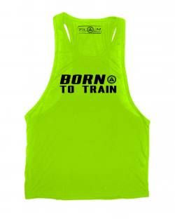 CAMISETA GYM HOMBRE BORN TO TRAIN F