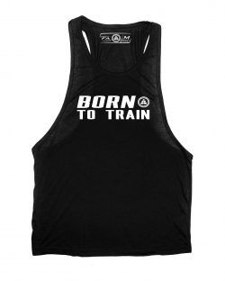CAMISETA GYM HOMBRE BORN TO TRAIN N