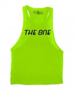 Camiseta de tirantes de gimnasio the one F