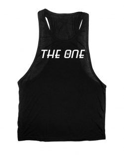Camiseta de tirantes de gimnasio the one n