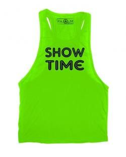 CAMISETA-TIRANTES-GYM-SHOWTIME-FLÚOR 1