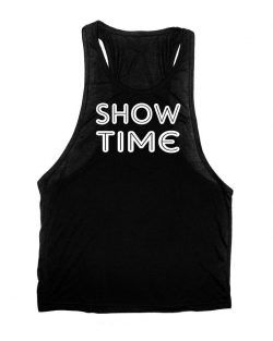 CAMISETA-TIRANTES-GYM-SHOWTIME-NEGRA ES