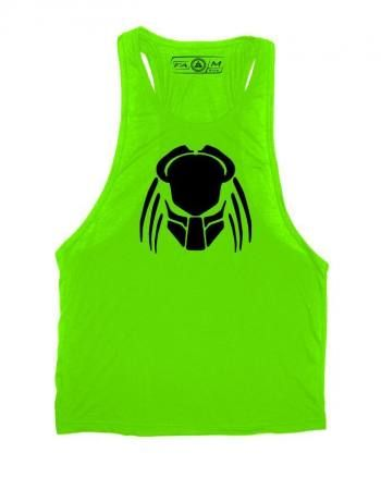 Camiseta gym predator